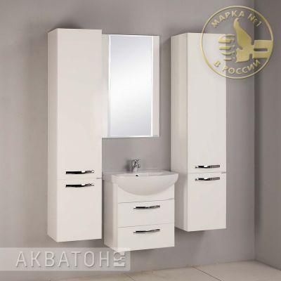 Мебель для ванной комнаты Акватон Ария 50 М