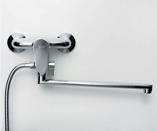 Leine 3502L wasserkraft Смеситель для ванны с длинным поворотным изливом