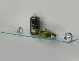 Полка стеклянная WasserKRAFT Серия Oder К-3000