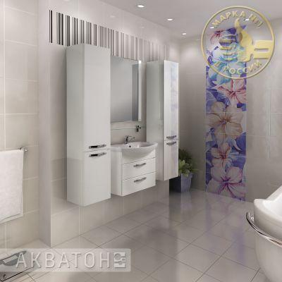 Мебель для ванной комнаты Акватон Ария 65 М