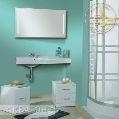 Мебель для ванной комнаты Акватон Отель 100
