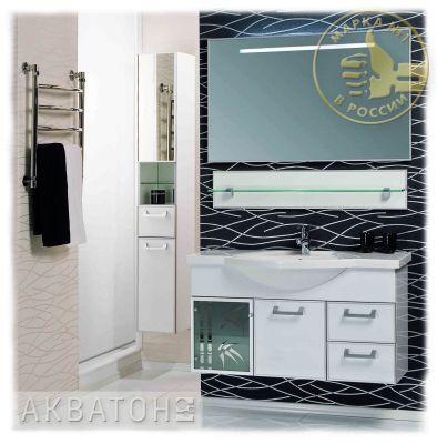 Мебель для ванной комнаты Акватон Сайгон 110