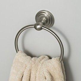 Держатель полотенец кольцо WasserKraft Серия Ammer К-7000