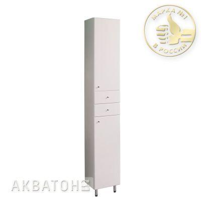 Шкаф-колонна Акватон Симпл 1224-3