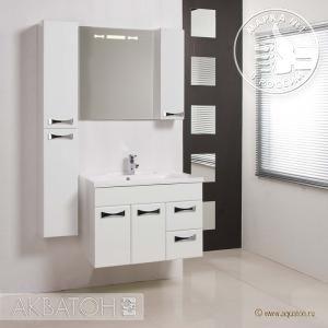 Мебель для ванной комнаты Акватон Диор 80