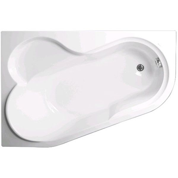 Ванна акриловая Vagnerplast  Selena 147x100 R