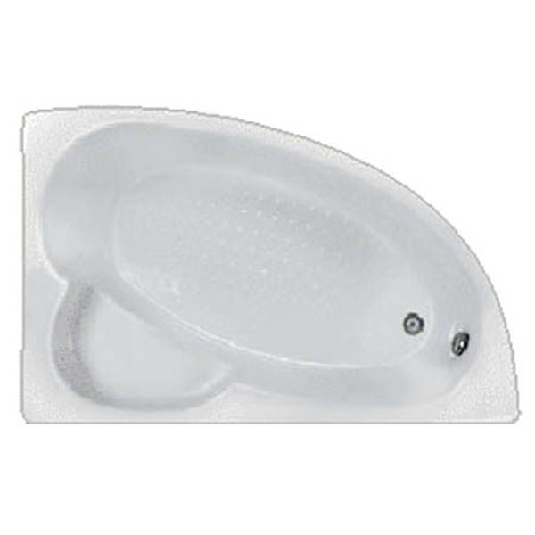 Акриловая ванна EUROLUX Спарта 160x100