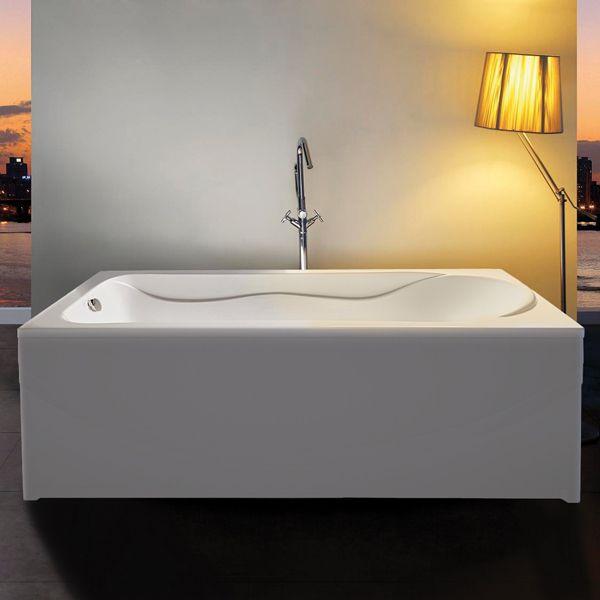 Акриловая ванна 150х70 EUROLUX  Помпеи