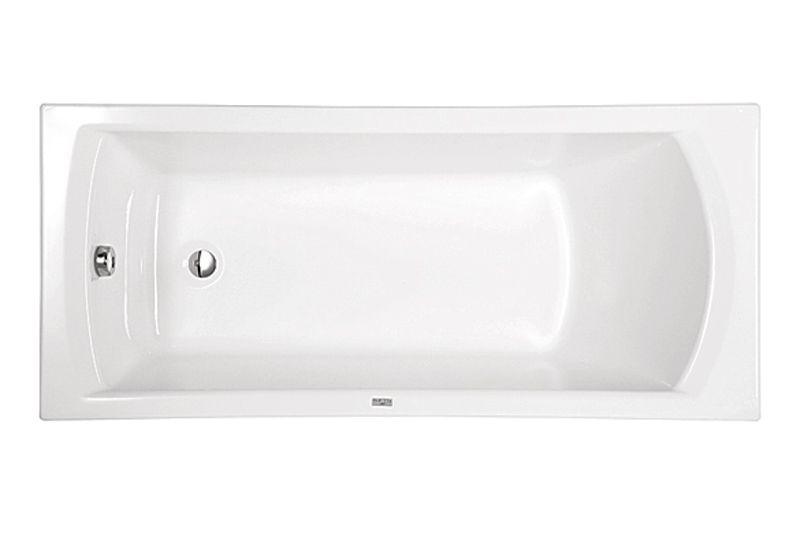 Акриловая ванна Santek Монако 170×70 без гидромассажа