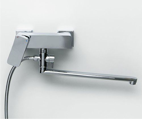 Wasserkraft Aller 1062L Смеситель для ванны с длинным поворотным изливом