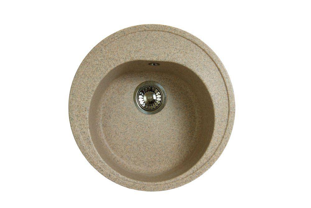 Мойка из искусственного камня Fosto КМД 51 К