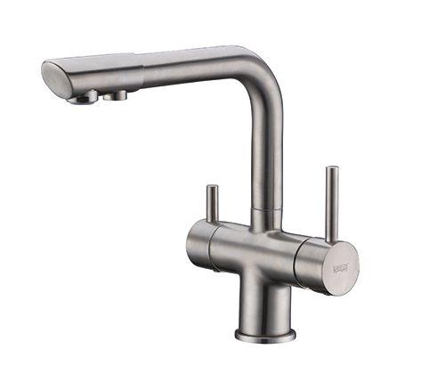 Wasserkraft А8027 Смеситель для кухни под фильтр