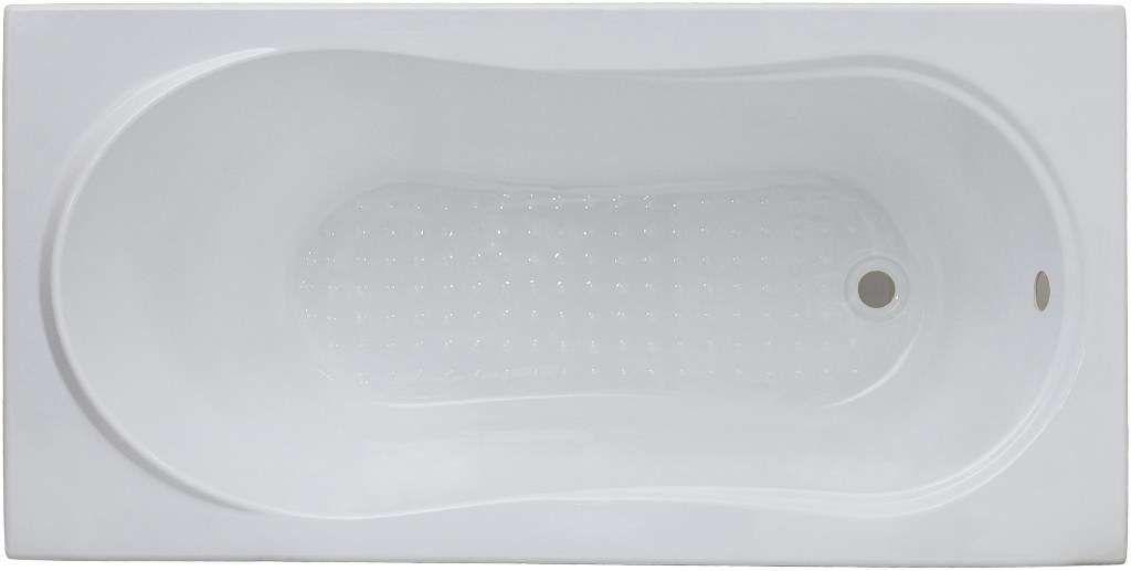 Акриловая ванна BAS Тесса 140x70 стандарт