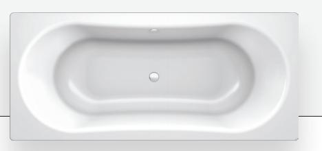 BLB Стальная ванна  Ванна Duo Comfort 180х80