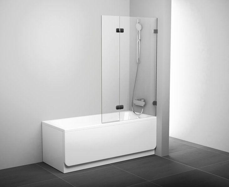 Шторка для ванны Ravak BVS2 100 см