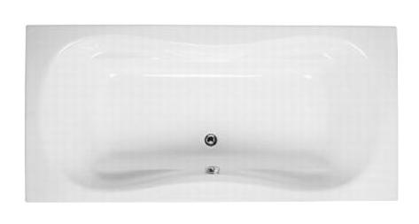 Акриловая ванна Vitra Comfort 180X80 без гидромассажа