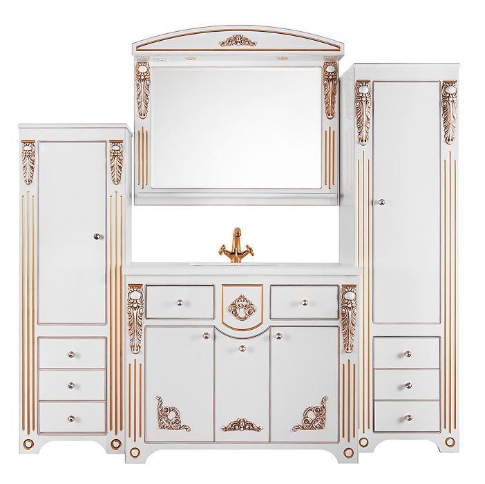 Мебель для ванной Vod-ok Elite Версаль 120