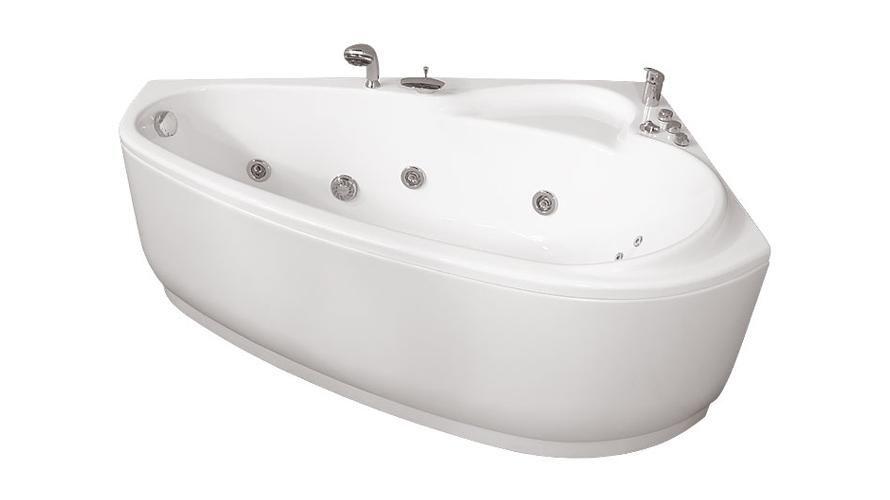 Акриловая ванна Triton Пеарл-Шелл