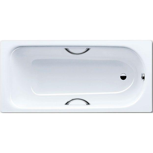 Ванна стальная Kaldewei Saniform Plus  Star 331 150x70 anti slip, easy slip с отверстиями под ручки