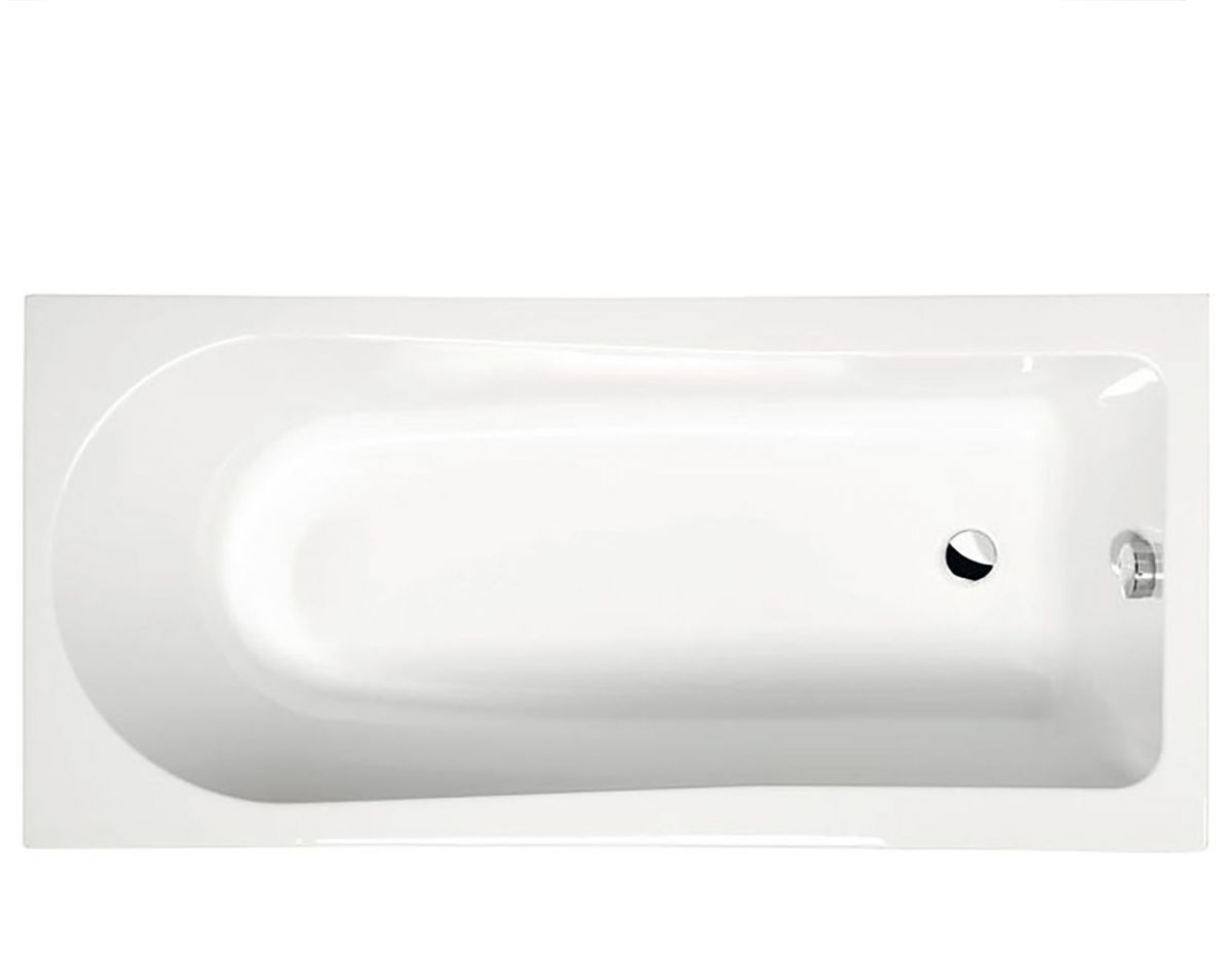 Акриловая ванна Alpen Lisa 170x70 без гидромассажа
