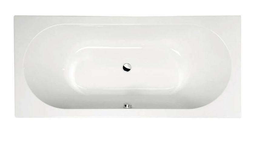 Акриловая ванна Alpen Viva B 175x80 без гидромассажа
