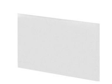 Панель торцевая Боковой экран Alpen Plain 100x57