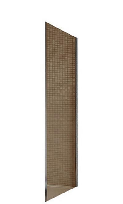 Боковая стенка Radaway Premium Plus 33423-01-08 S 100x190 стекло коричневое