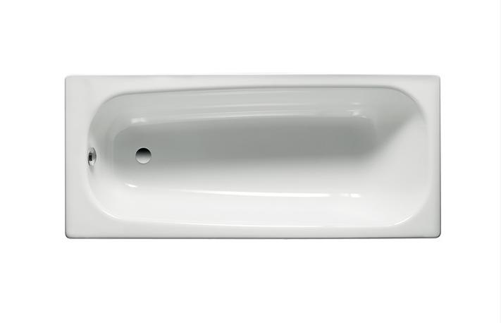 Ванна стальная Roca Contessa 170x70