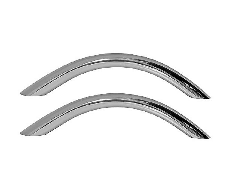 Ручки для ванны Roca Malibu хром 7526803010